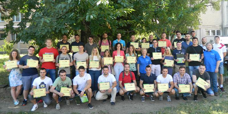 Трећа генерација студената у првој Микротик академији у Србији