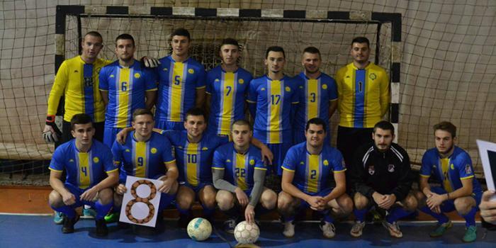 Вицешампиони Универзитетске лиге