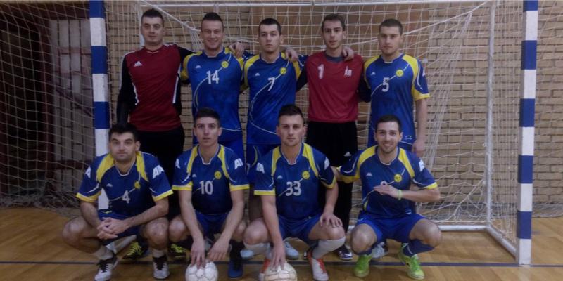 Futsal vicešampioni