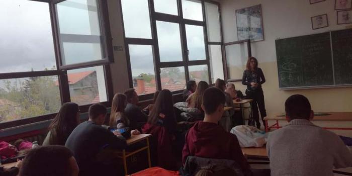 Висока  ICT школа у Тополи